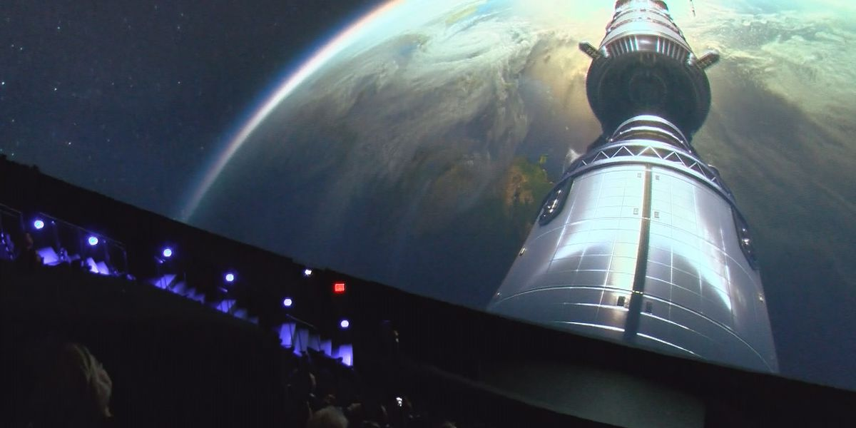 New planetarium opens at U.S. Space & Rocket Center