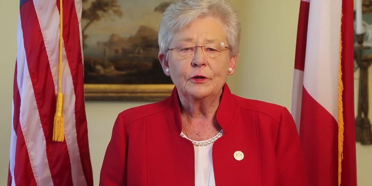 'Unwavering' Gov. Kay Ivey has no plans to resign