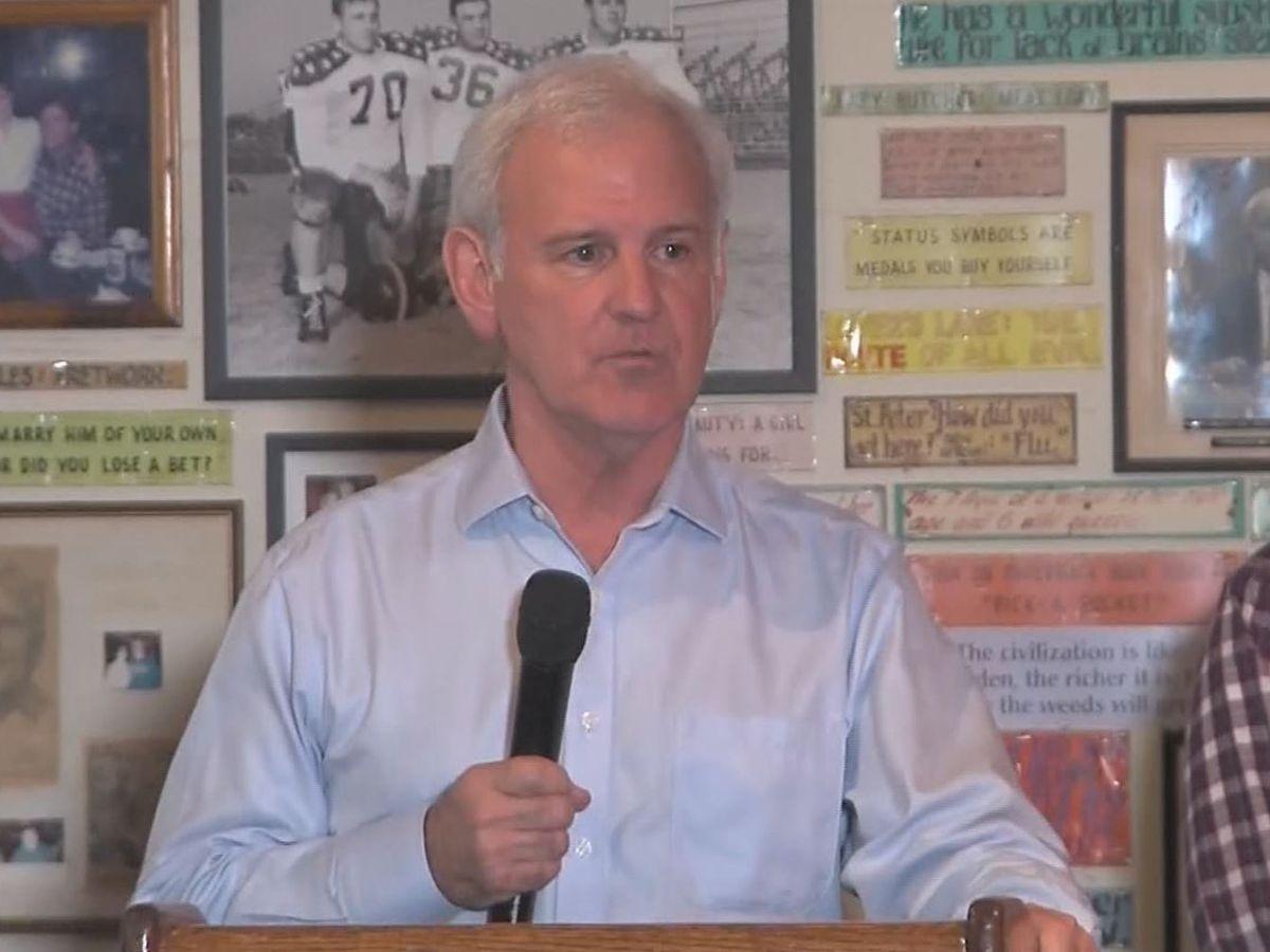 GOP's Byrne to challenge Sen. Doug Jones of Alabama in 2020