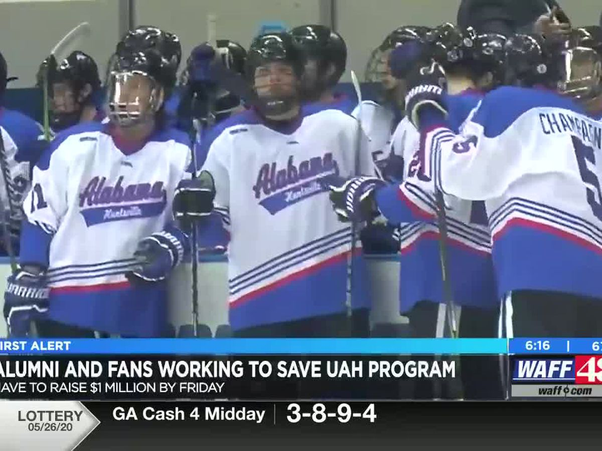 UAH hockey fans and alumni hoping to rally community support