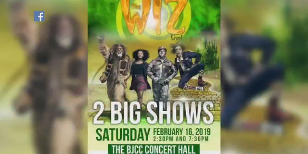 Audience complains on social media after The Wiz Live! performance at BJCC
