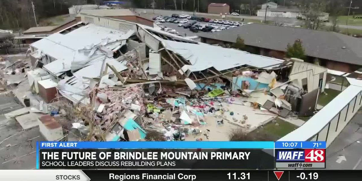What is next for Brindlee Mountain Primary School?