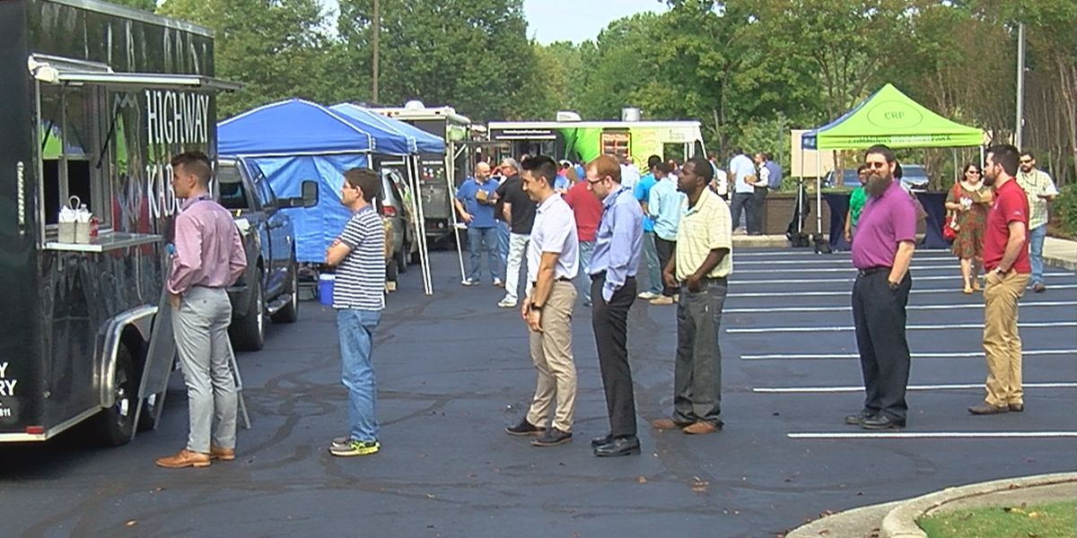 Chamber of Commerce holding Food Truck Fest at Research Park