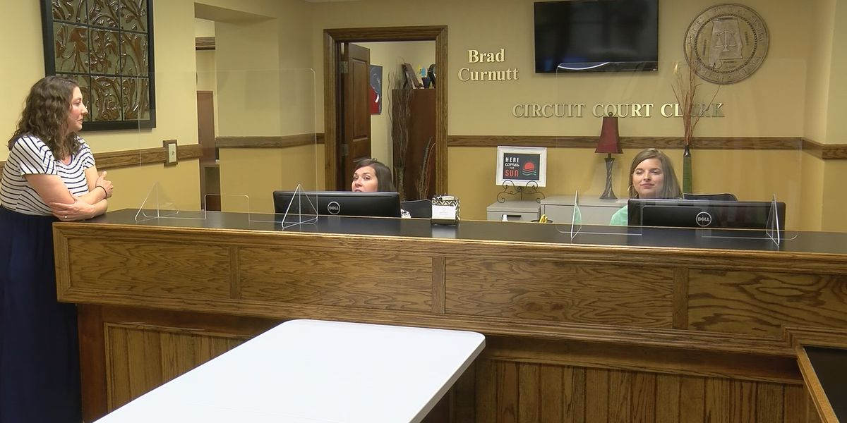 Limestone County Courthouse reopens