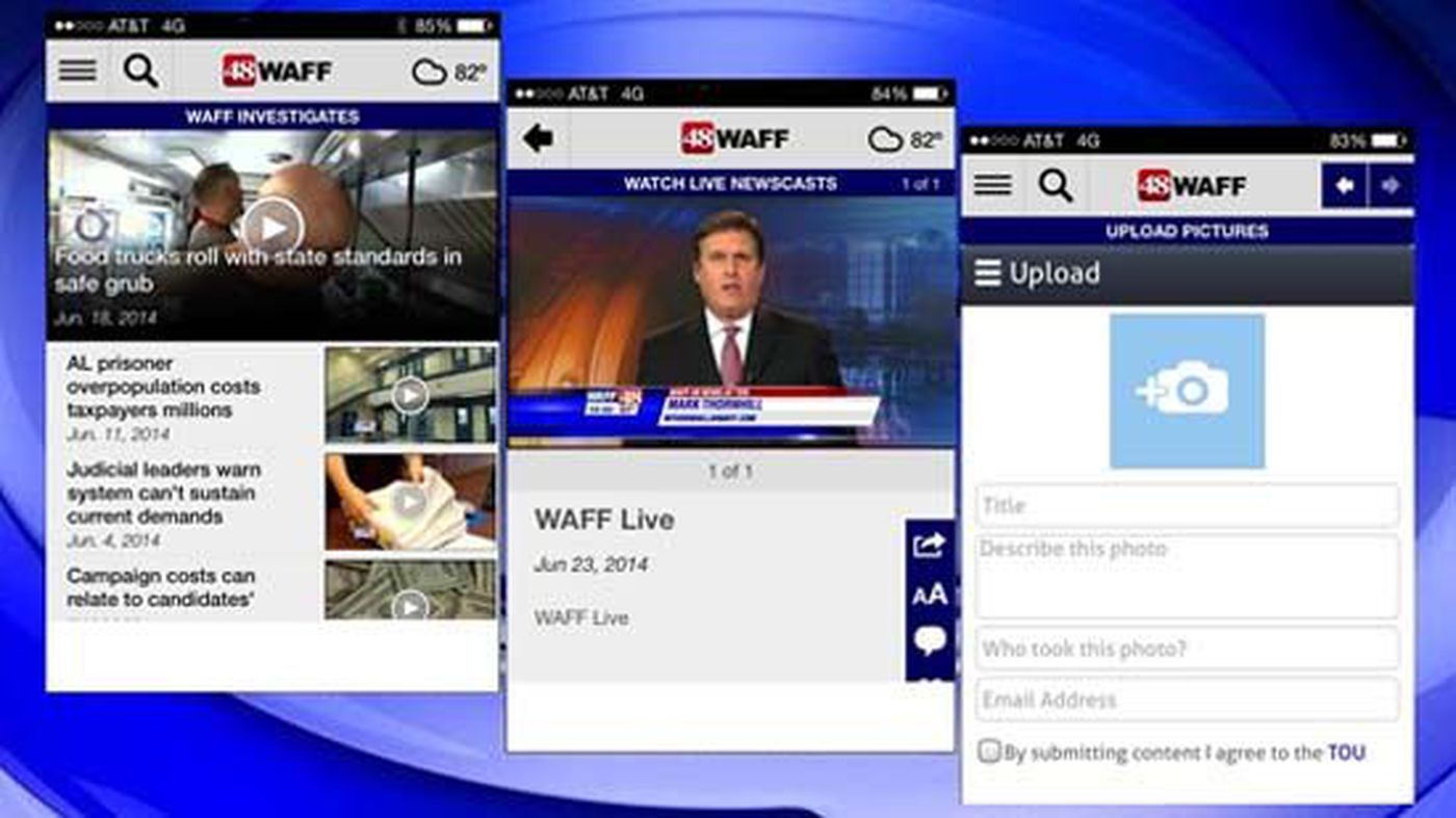 WAFF News app update now available