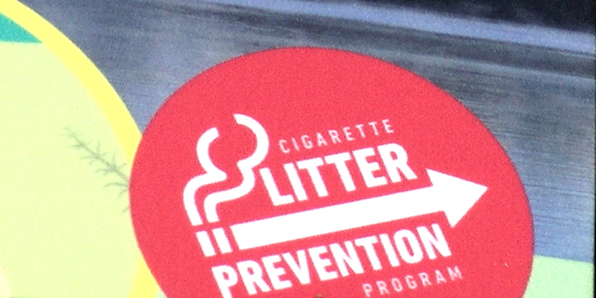 CLEAN UP: Local organization helps to get rid of cigarettes in TN River