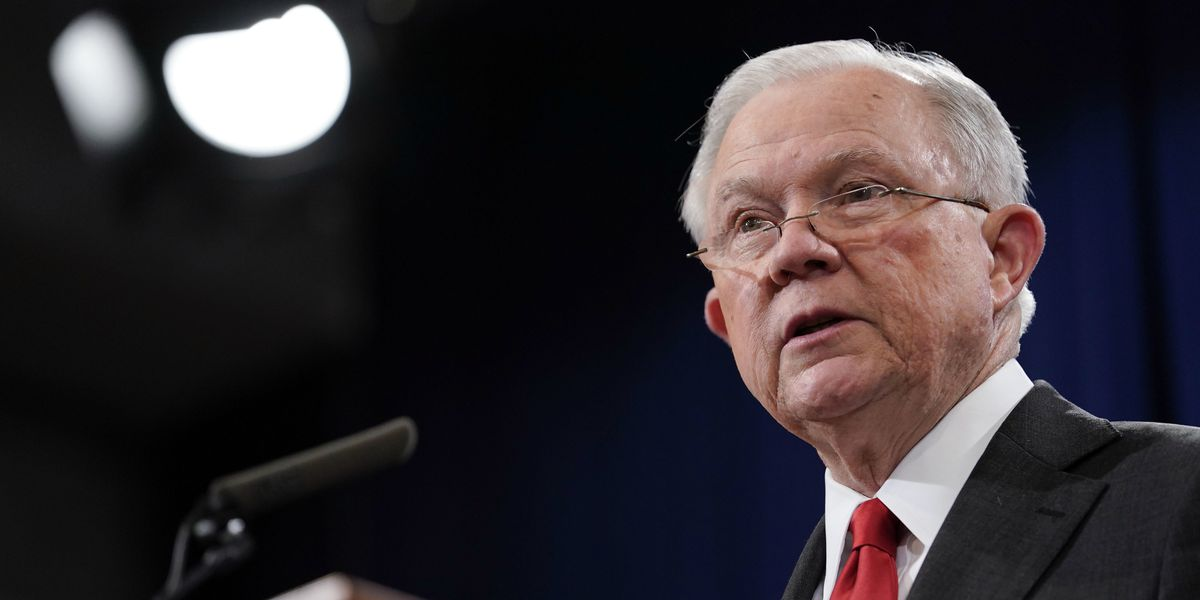 Ex-US AG Jeff Sessions enters Alabama Senate race