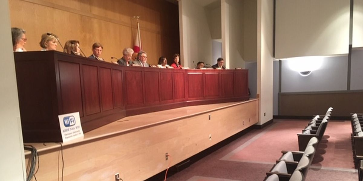 State school board passes new budget