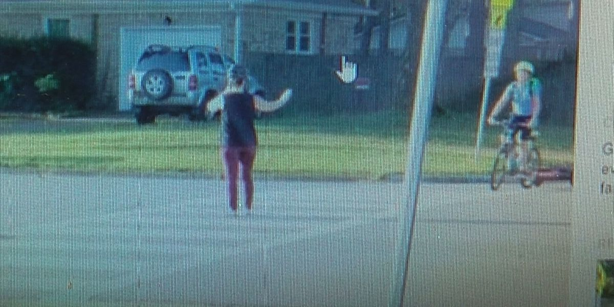 Mountain Gap Elementary librarian steps in when crossing guard doesn't show up