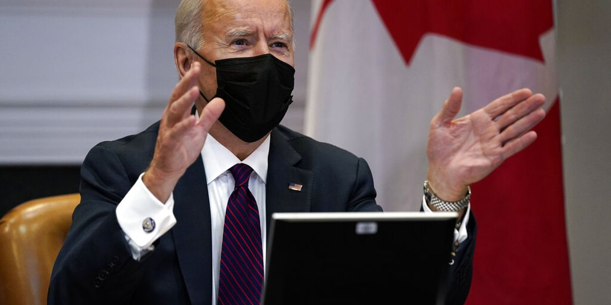 Biden aims to distribute masks to millions in 'equity' push