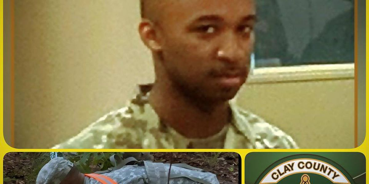 Missing Alabama Army Reserve soldier found dead in Florida