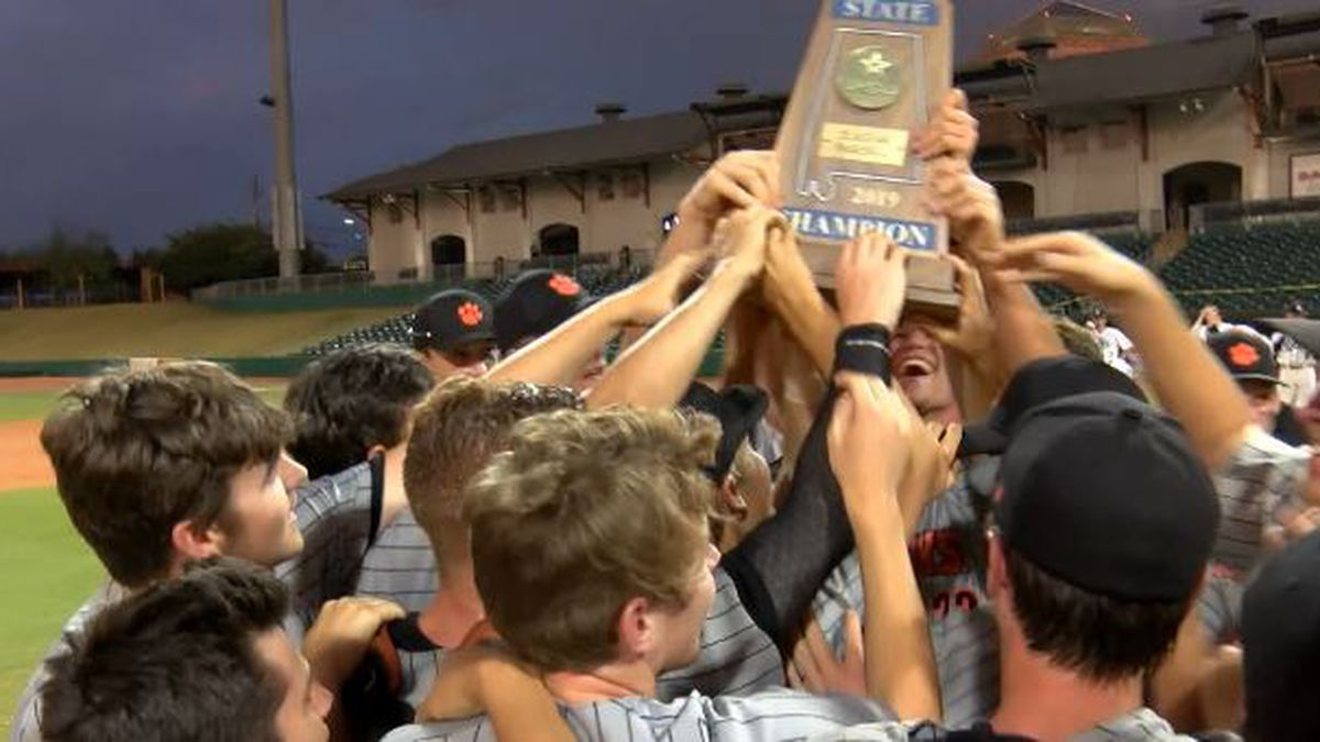 Brooks wins first state baseball title in school history