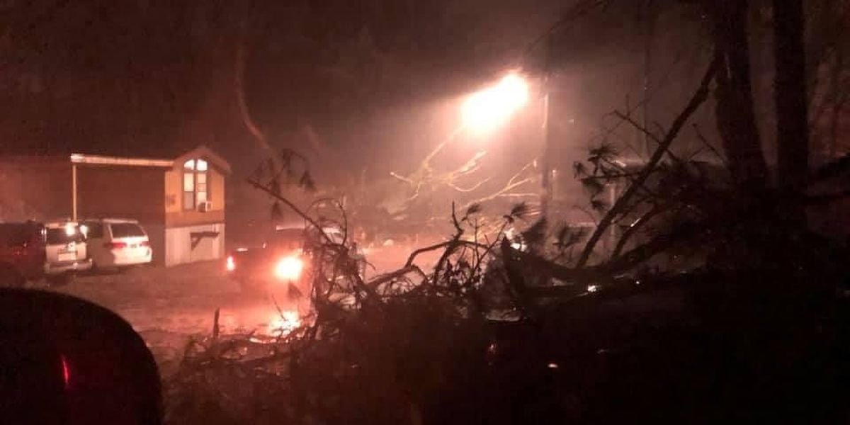 PHOTOS: Northern Jefferson Co. hit hard by overnight deadly tornado
