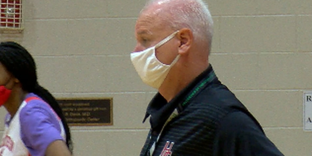 Area high school basketball prepared for pandemic in 2018