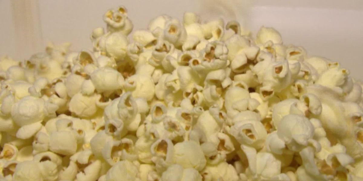 Herbicide found mixed with popcorn at Muscle Shoals store