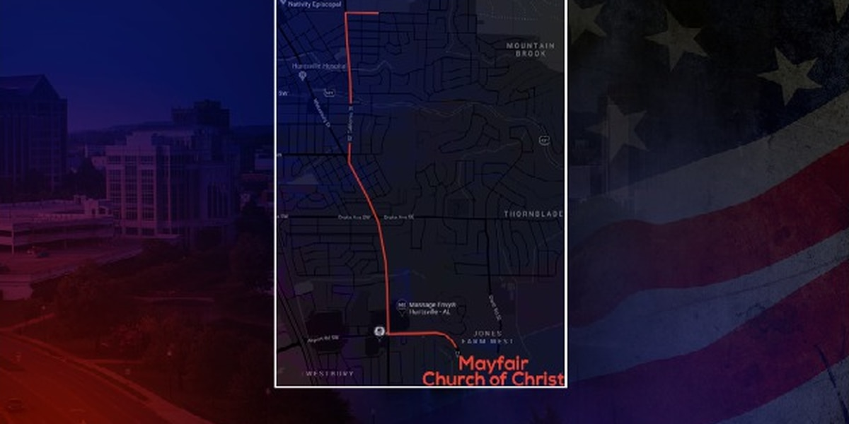 Expect traffic delays during procession for fallen HPD officer