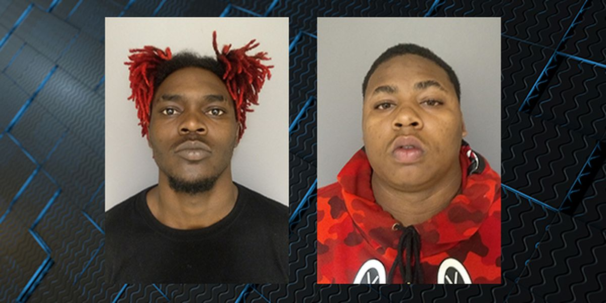 2 arrested in Decatur gas station robbery