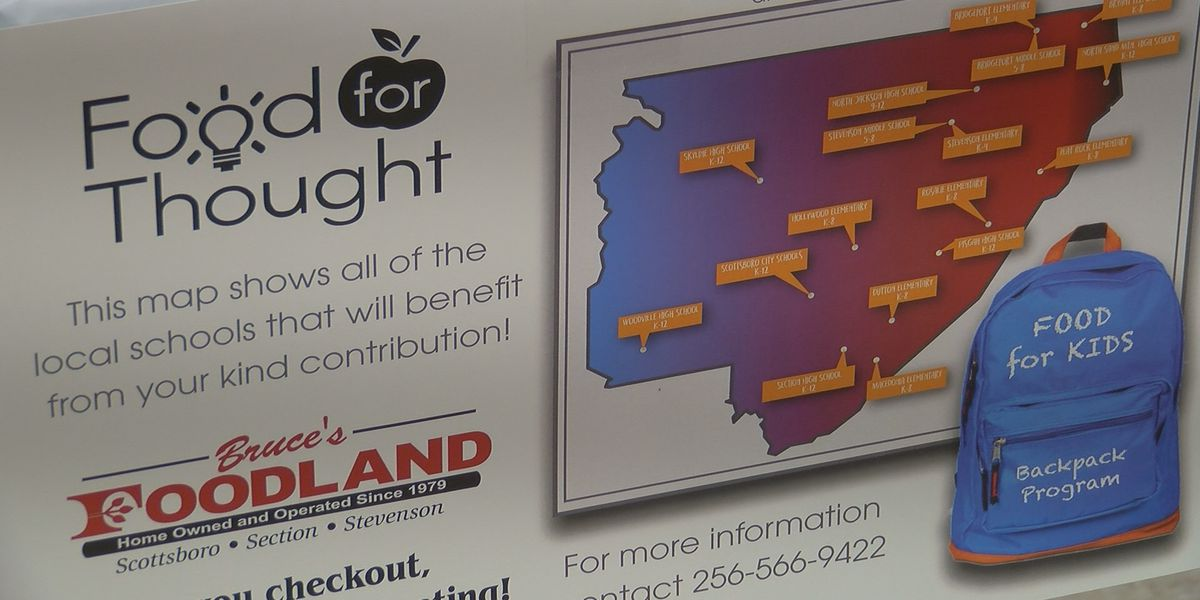 Annual fundraiser underway to help feed Jackson County students