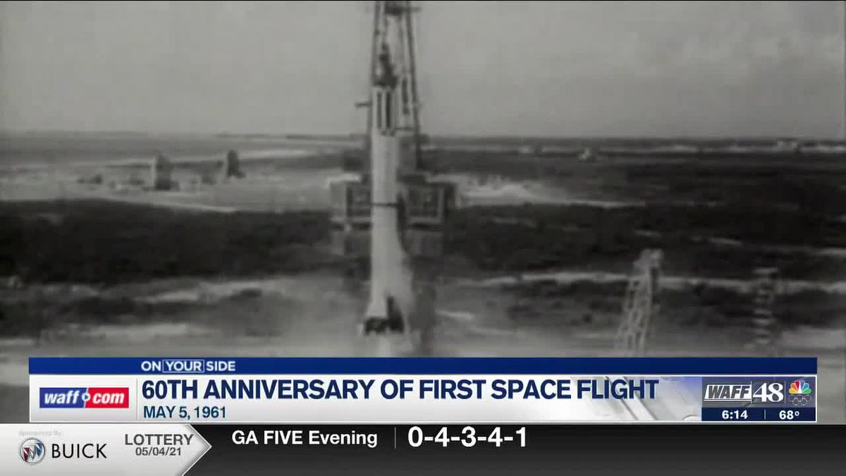 U.S. Space Rocket Center celebrates 60 years of space exploration