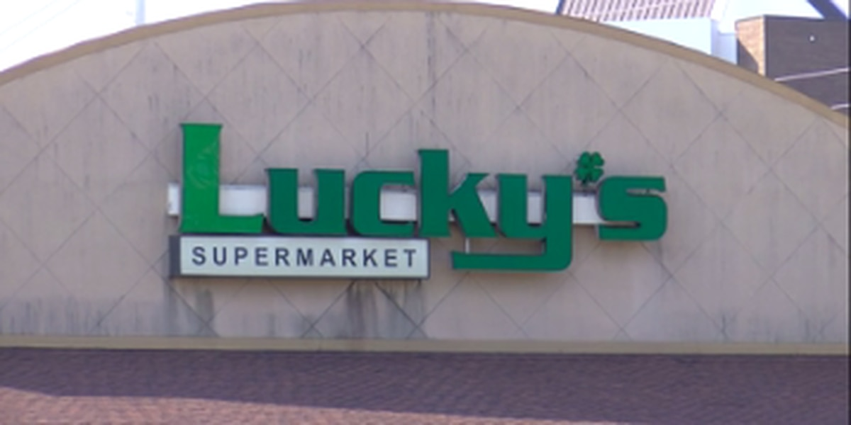Lucky's Supermarket in Decatur closes its doors for good