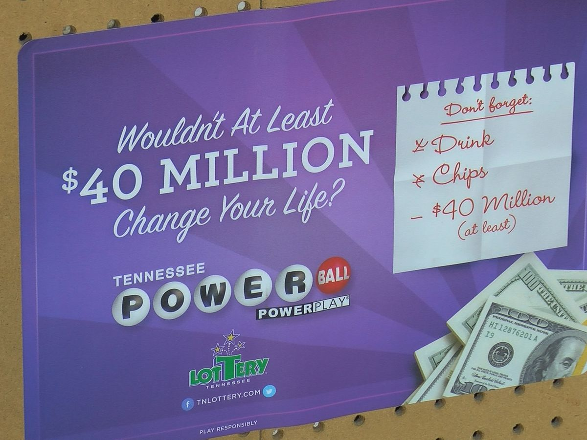 $150K Powerball ticket sold in Fayetteville