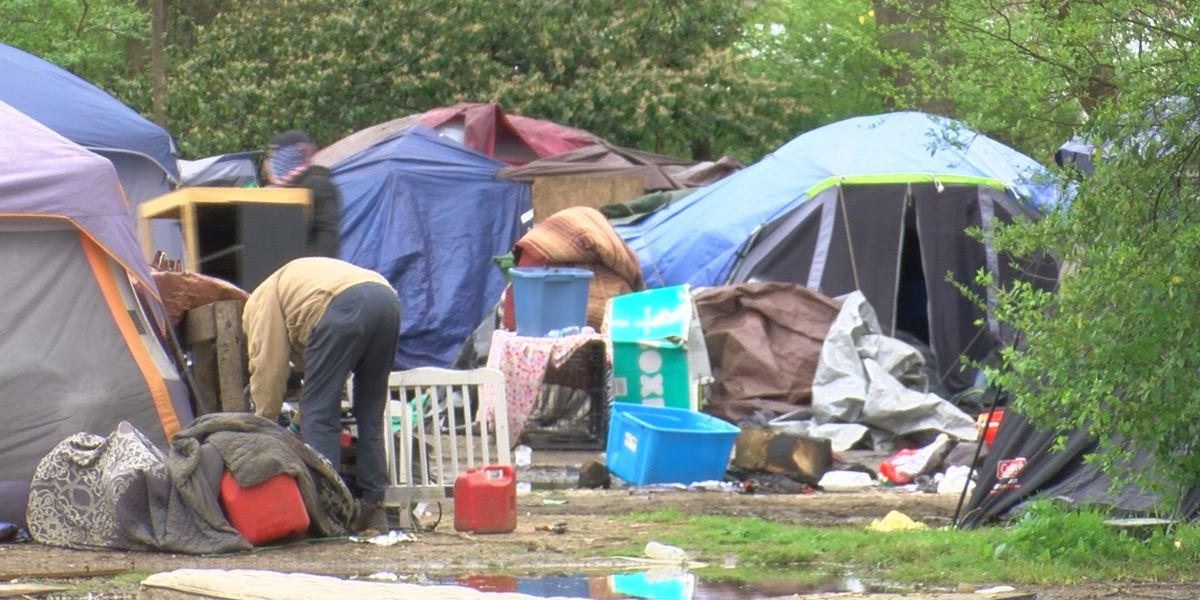 Time running out for people living at Mill Street homeless camp
