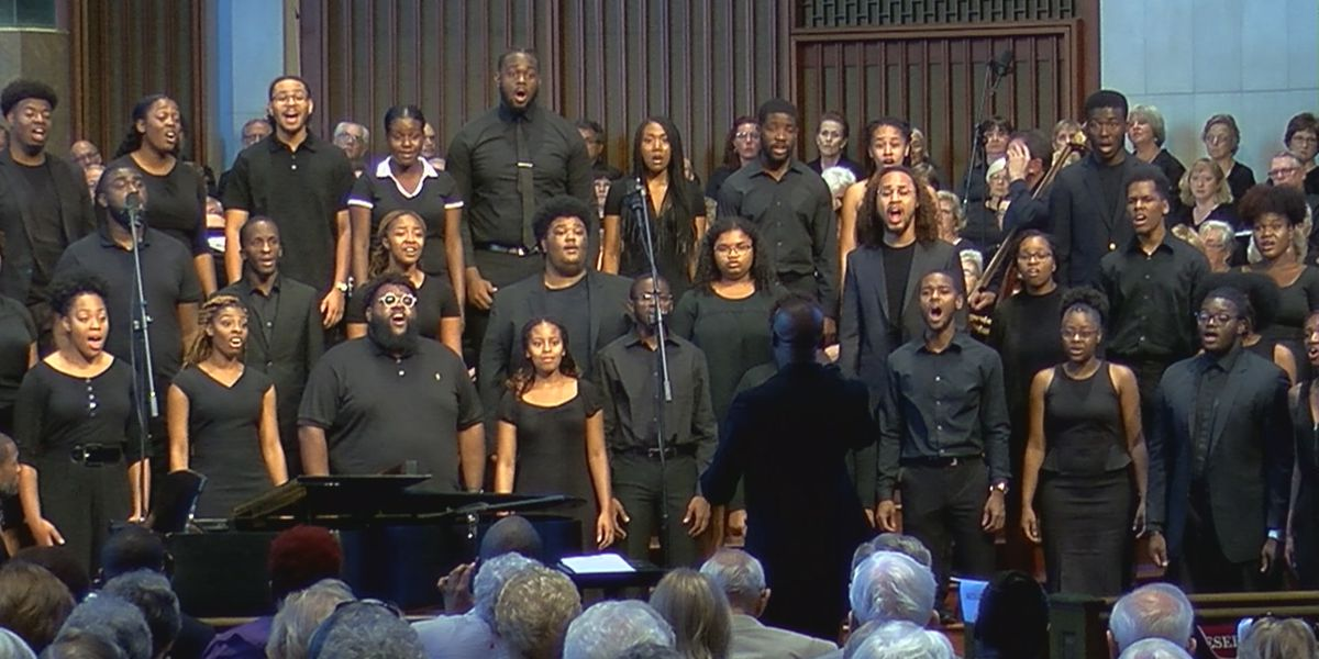 Oakwood University choir raises over $11K at benefit concert for bus crash