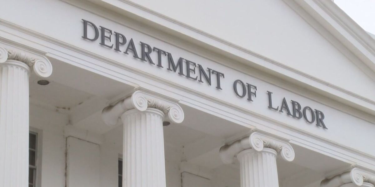 Alabama Dept. of Labor says additional unemployment is coming soon