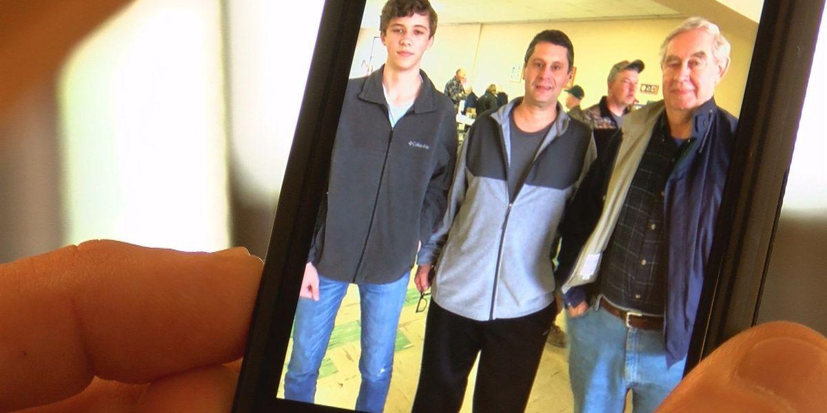 Ancestry DNA helps Huntsville man find birth father