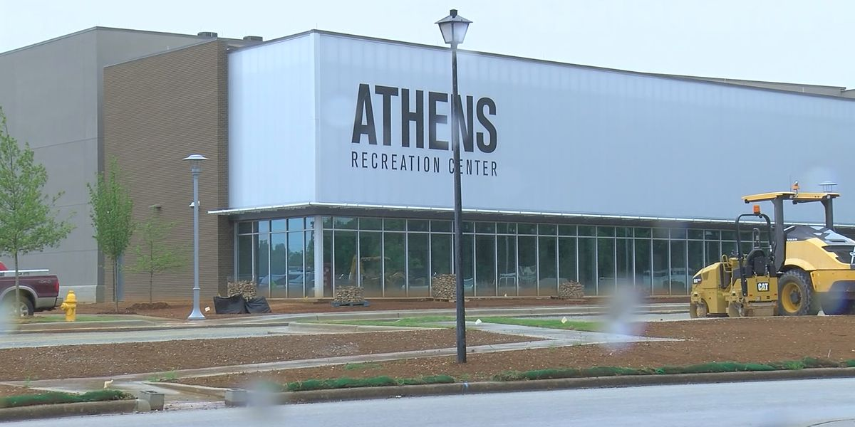 Mayor: New Athens rec center could open by July 4