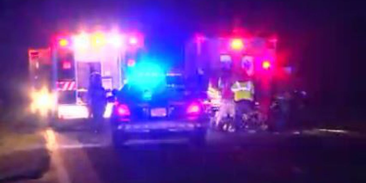 WATCH WAFF: Late-night wreck in Colbert Co. sends three to hospital; Senator invites Pope to Alabama