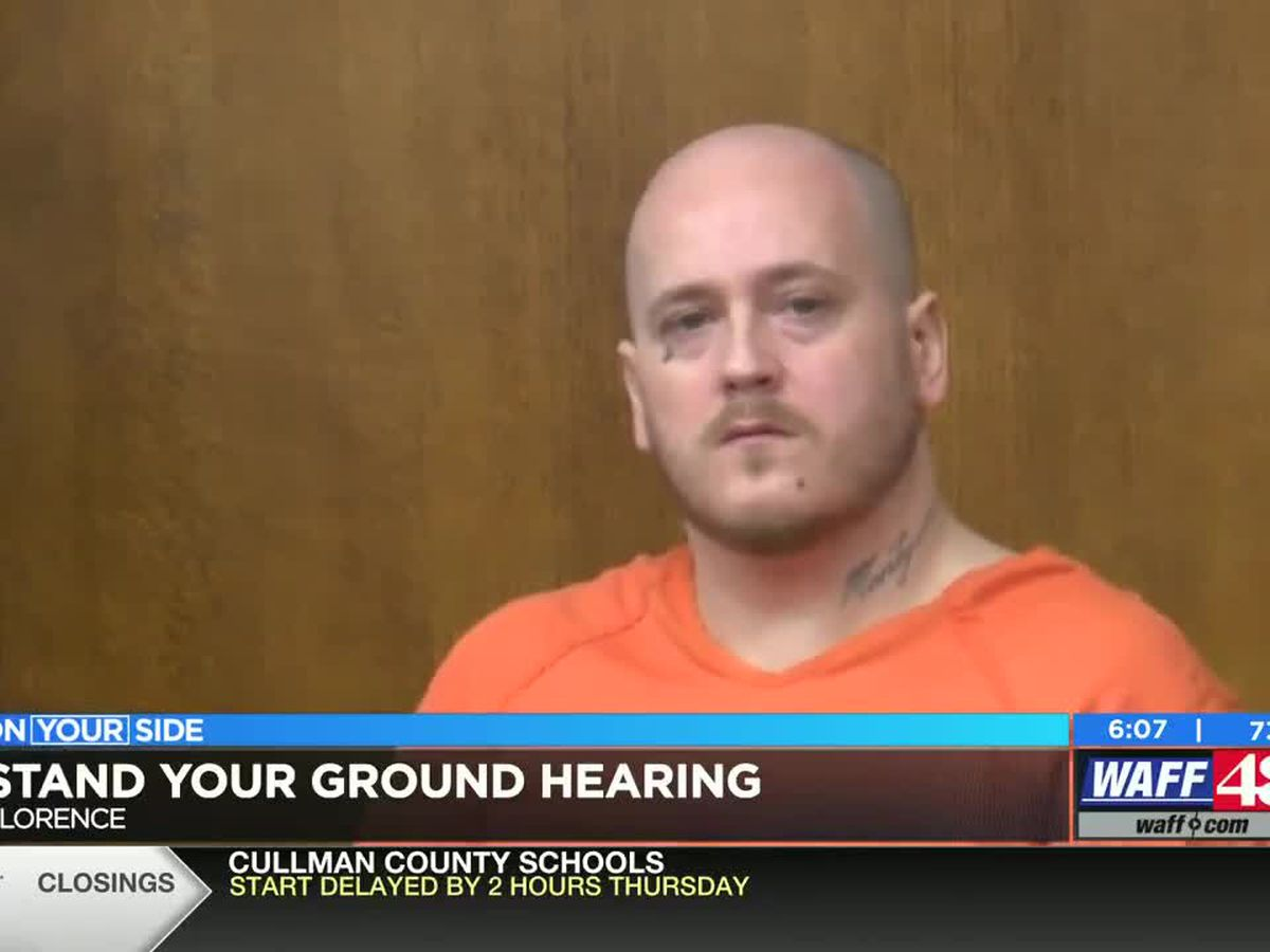 Murder suspect claims Stand Your Ground defense