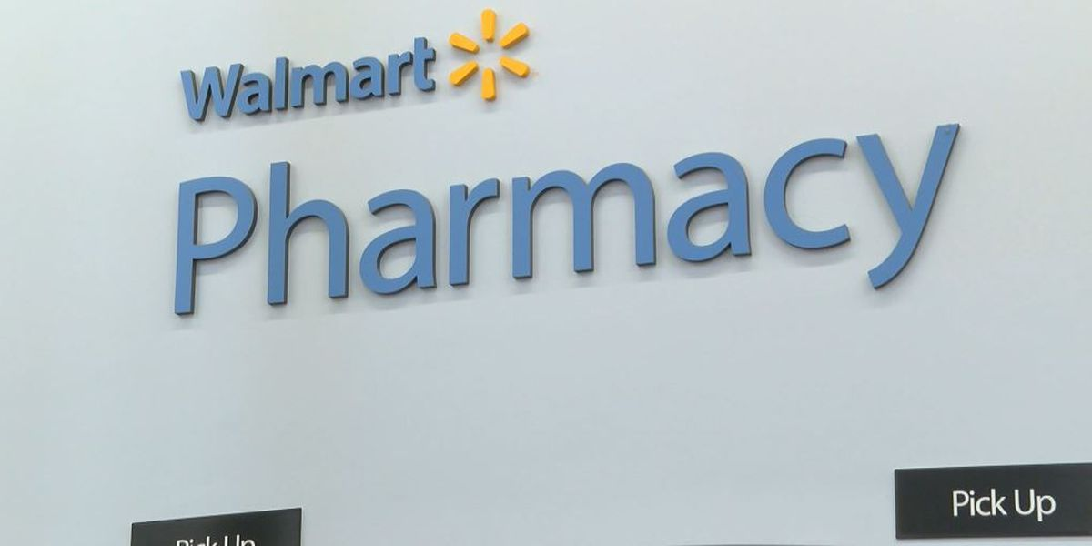 LIST: North Alabama Walmart locations administering COVID-19 vaccines