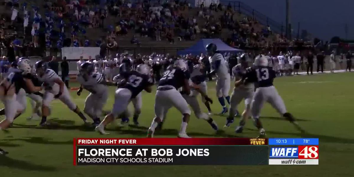 Week 3 - Florence vs. Bob Jones