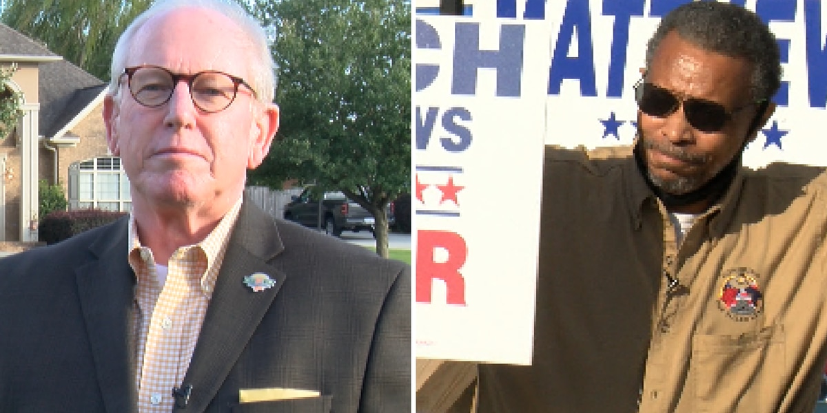 Candidates in Decatur mayor runoff ask for your vote