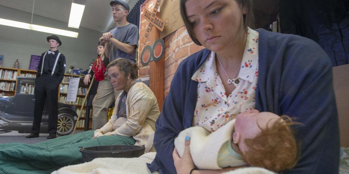 A century to remember: Wilson students bring 20th century to wax