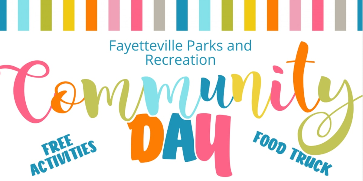 First Fayetteville community day planned for Sept. 28