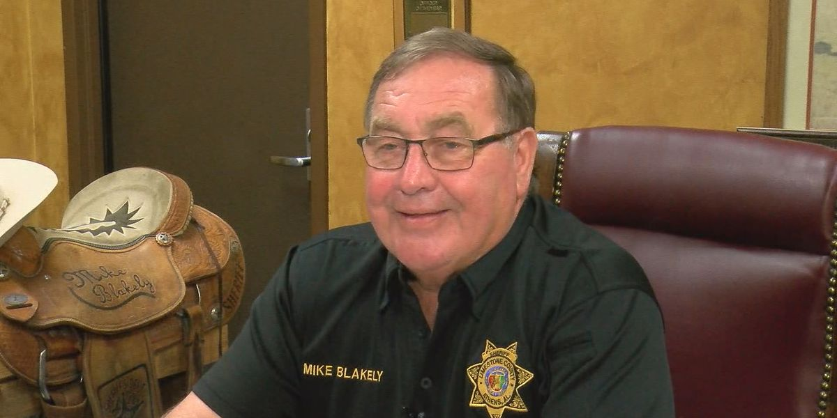 Limestone County sheriff running for re-election despite indictment
