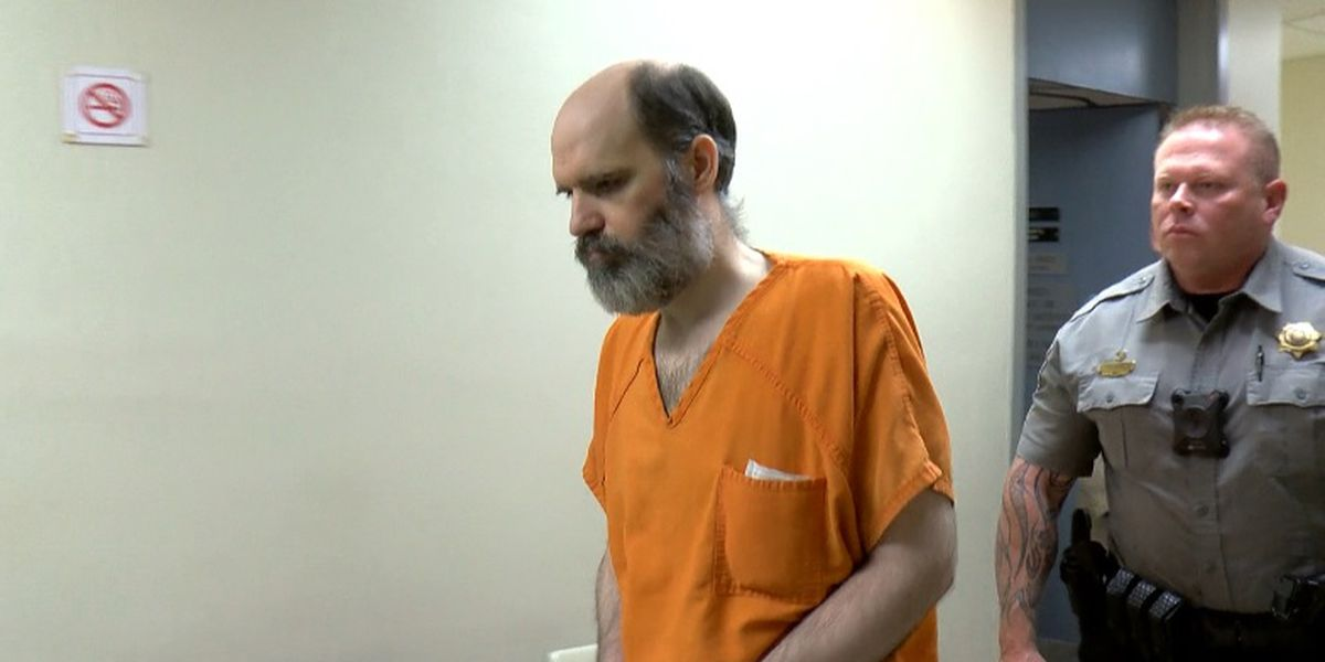 Huntsville man who killed wife, son files appeal