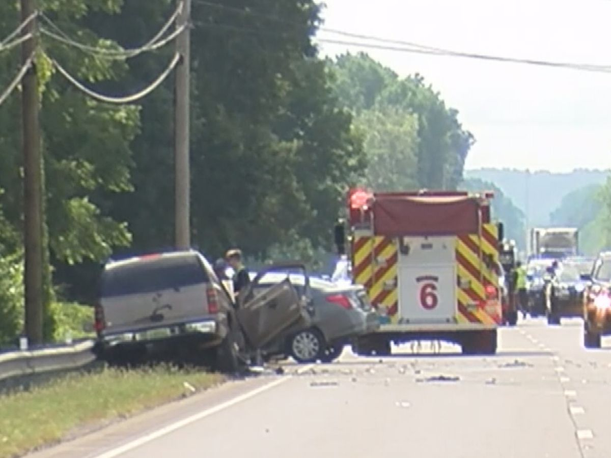 Victim identified from fatal 5-vehicle wreck in Decatur
