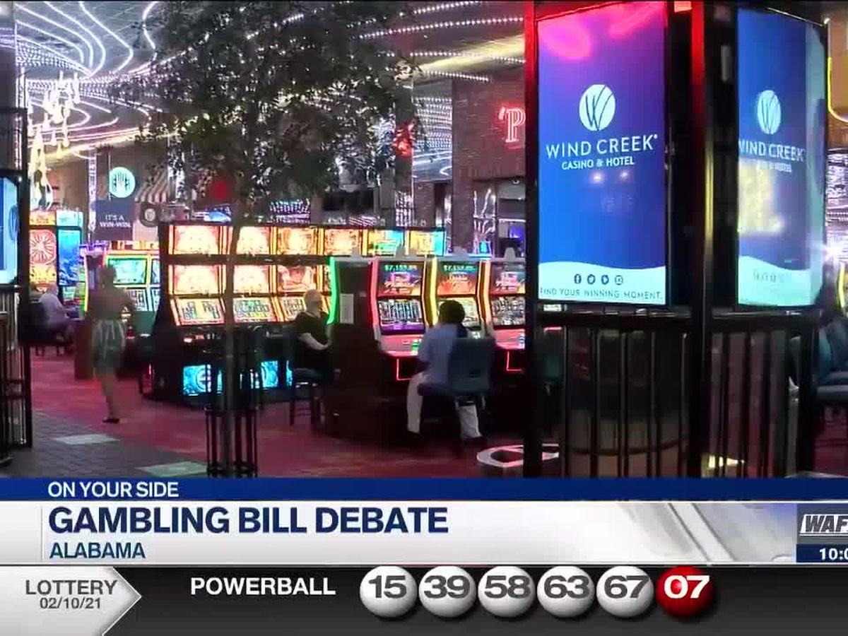 Alabama Policy Institute officer want to see changes to gambling bill