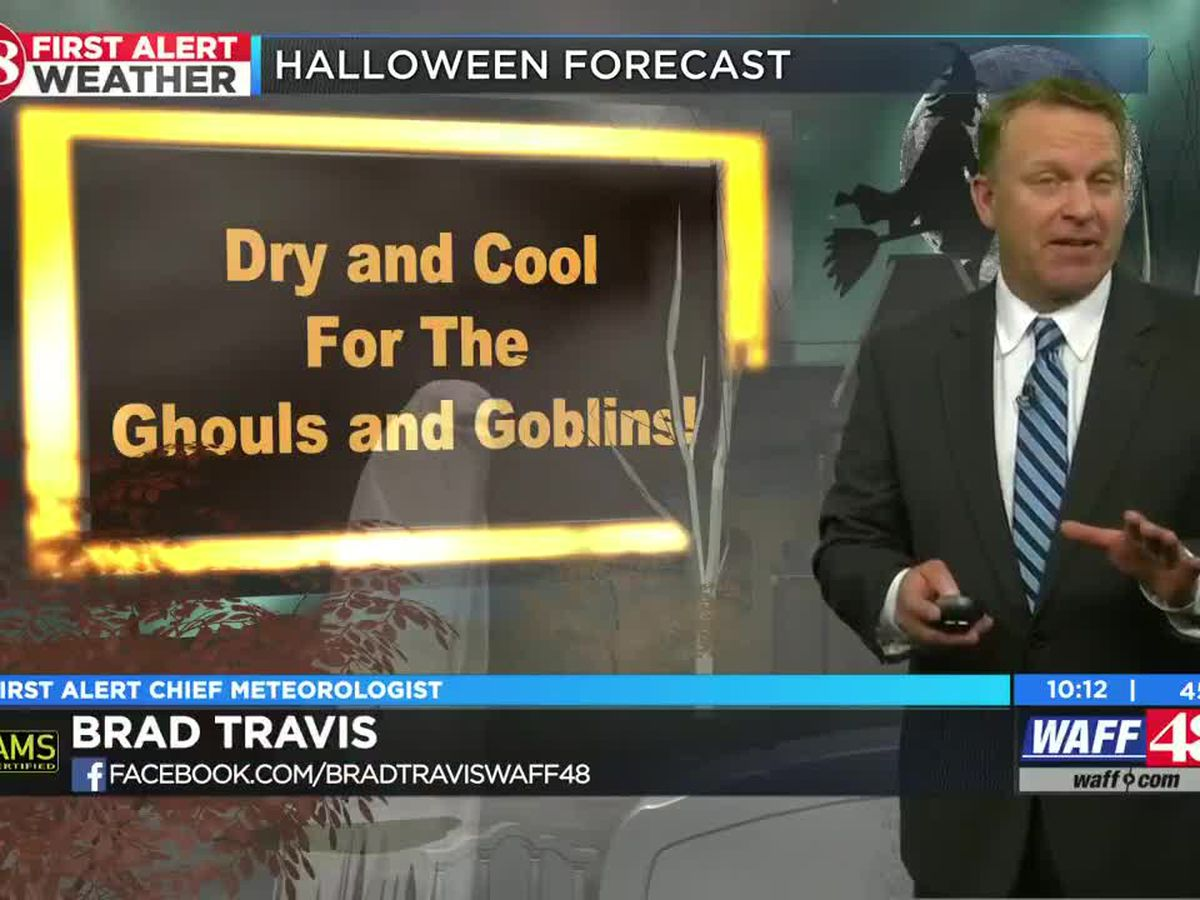 A chilly Halloween weekend