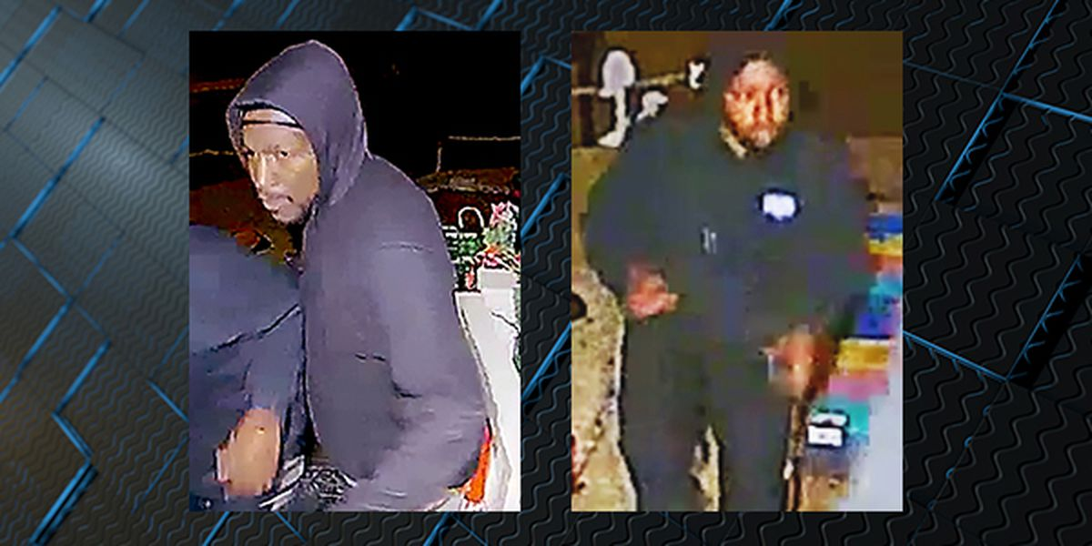 Crime Stoppers: 2 men force Huntsville woman into her home to rob her
