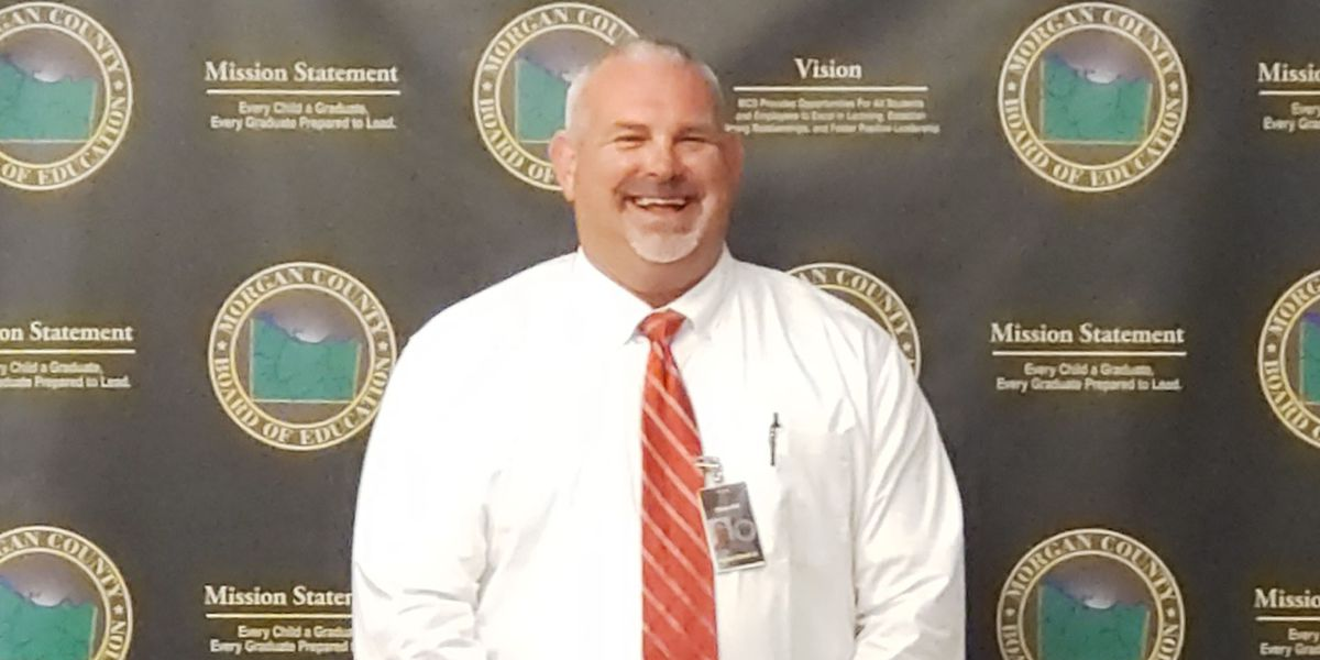 Morgan County School Superintendent tests positive for COVID-19