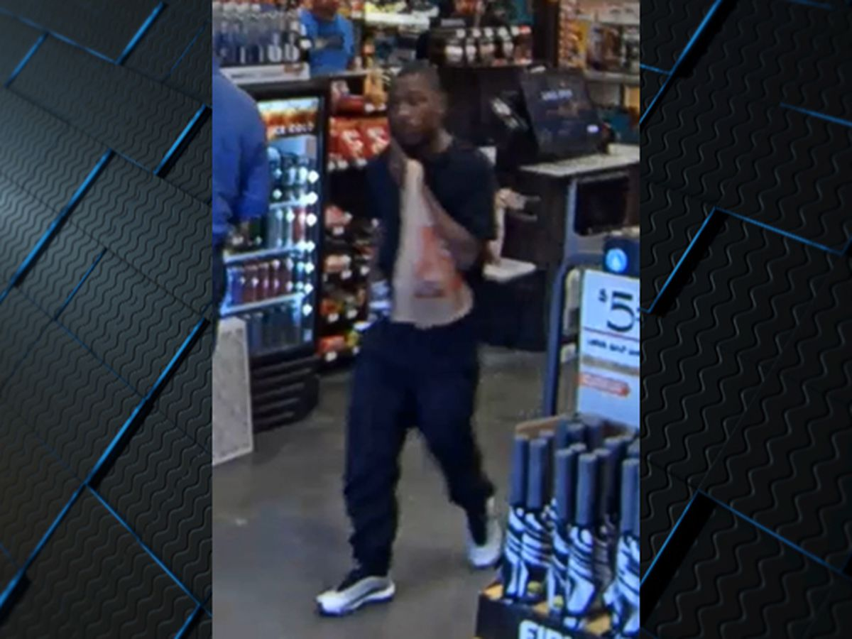 Crime Stoppers: Stolen card used at Huntsville Home Depot
