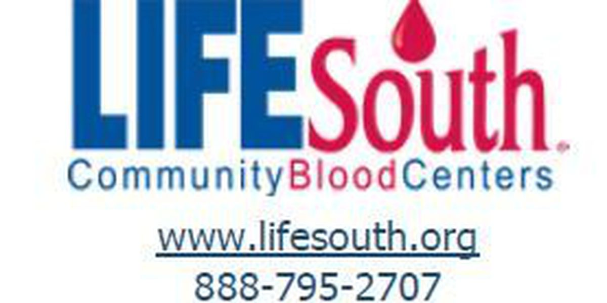 LifeSouth's North Alabama Donor Centers