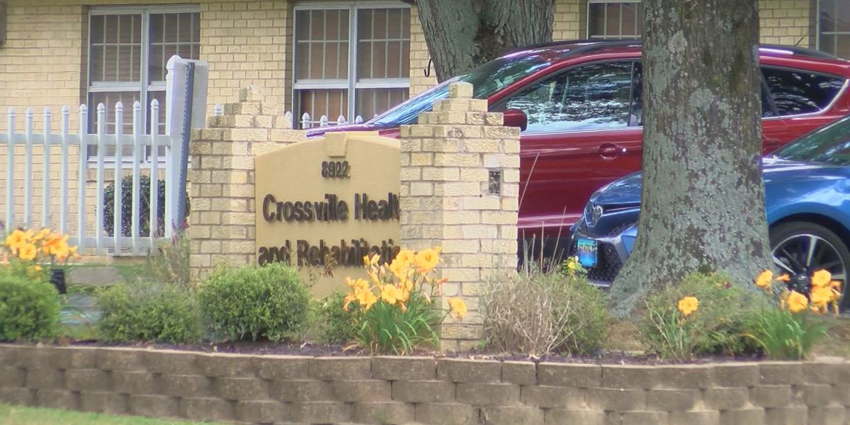 3 Crossville nursing home patients die after contracting COVID-19