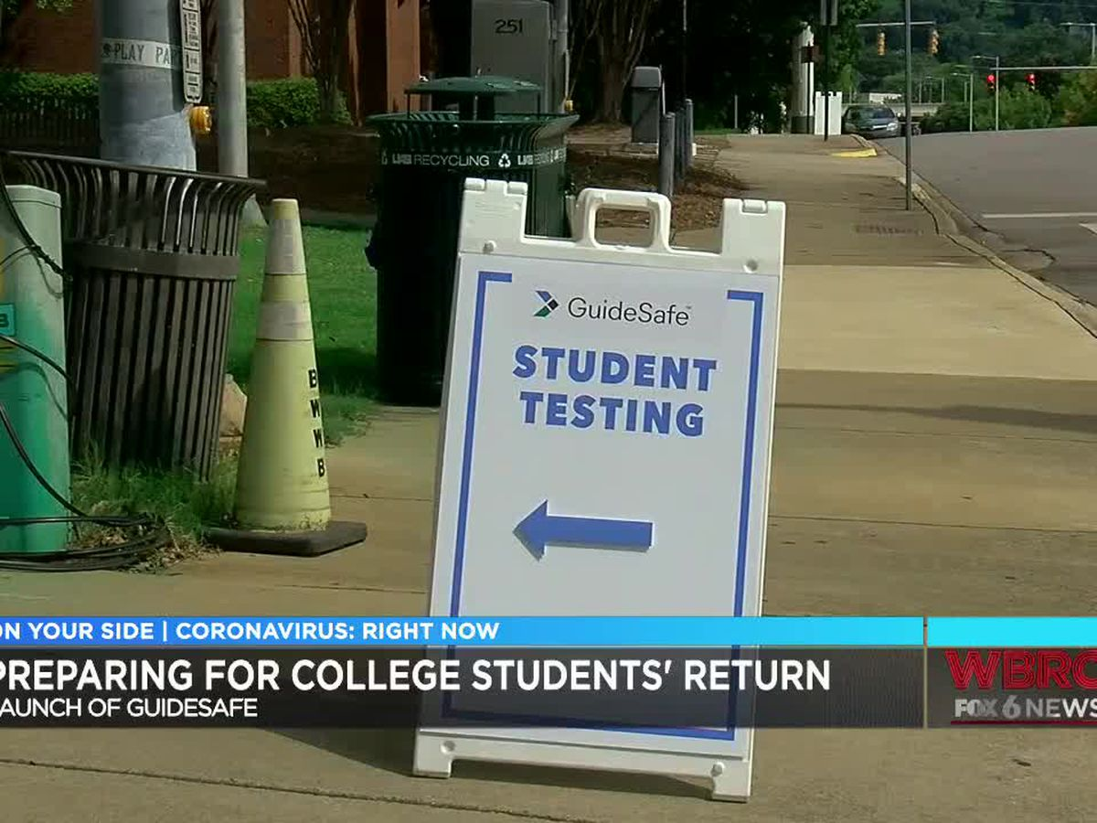 "UAB, ADPH launch ""largest-scale higher education testing initiative"" in country"