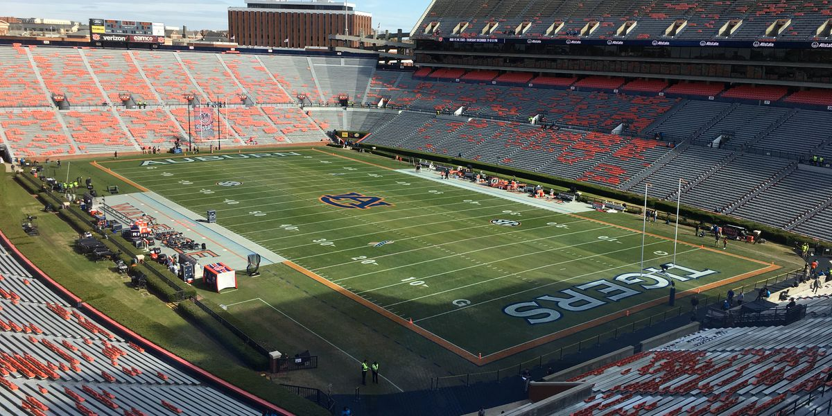 Auburn announces 20 percent capacity for Jordan-Hare Stadium; ticket plan