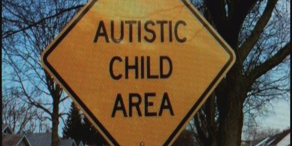 Marshall County woman wants autistic child awareness signs on roadways